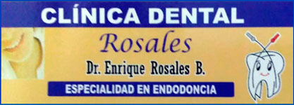 Logo CLINICA DENTAL ROSALES en EL GRULLO JALISCO
