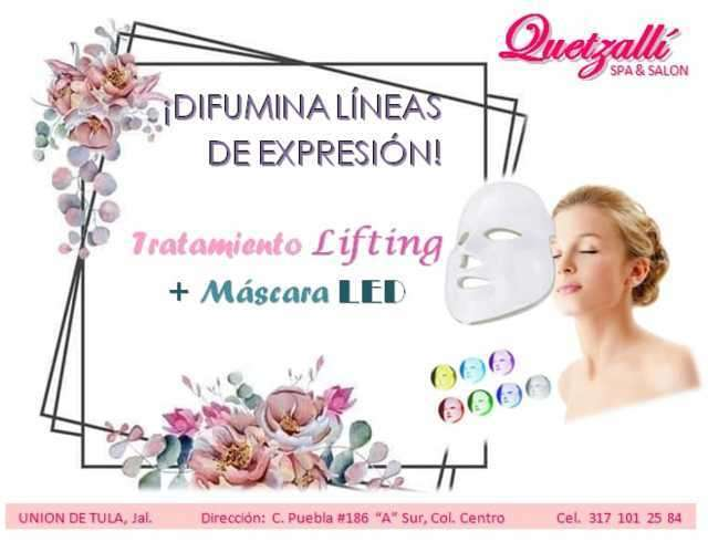 Galeria QUETZALLI SPA Y SALON en UNION DE TULA JALISCO