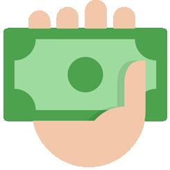 Icono Forma de Pago - Efectivo