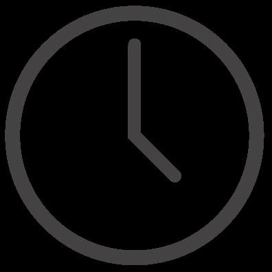 Icono Horario de Atencion
